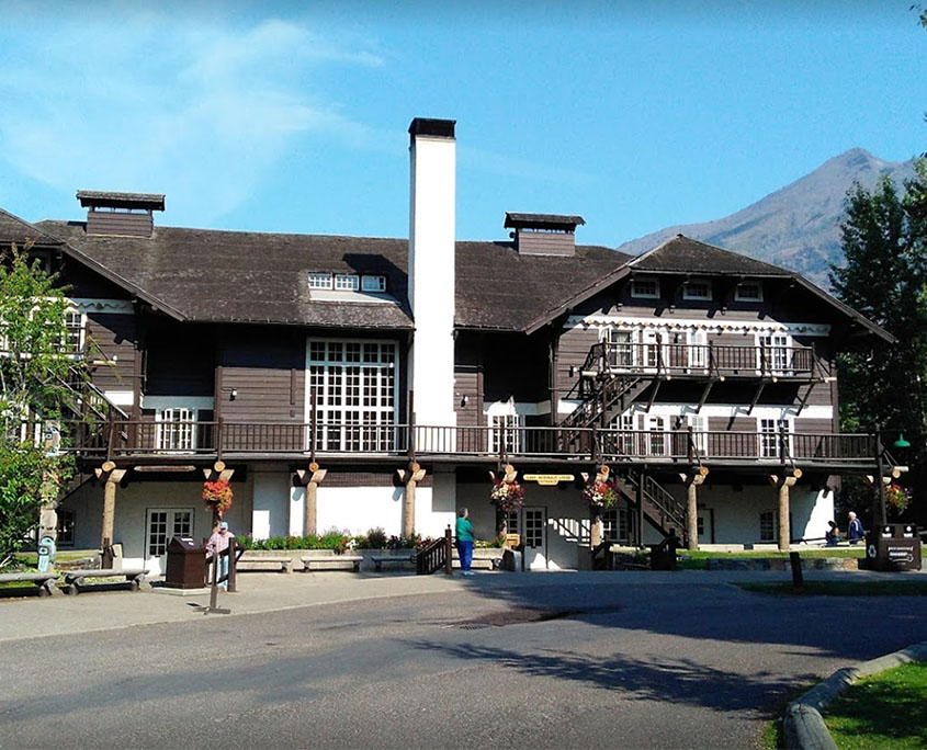 Lake McDonald Lodge & Cabins, Glacier National Park