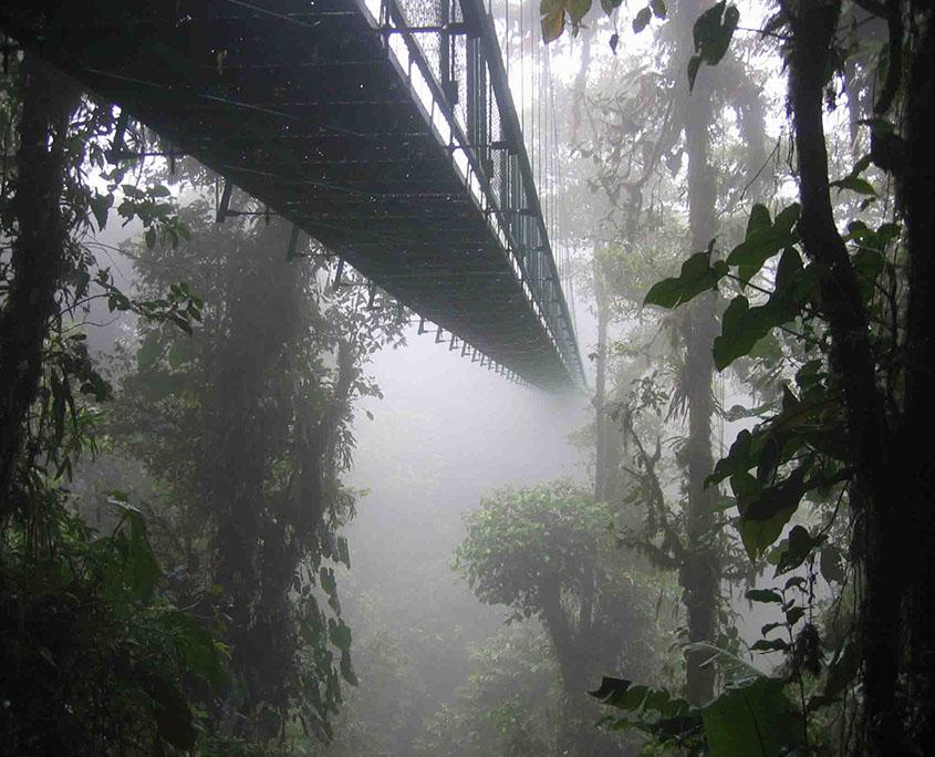 Costa Rica Skywalk